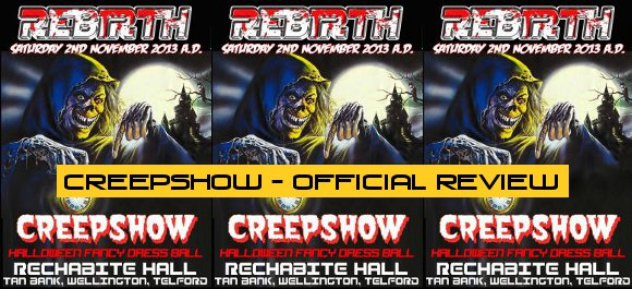 Rebirth Creepshow
