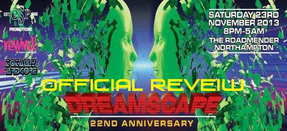Dreamscape 22nd Anniversary